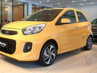 Kia Morning Luxury 2020 màu mới vàng Honey Bee cực hot - giá cực tốt