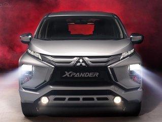 New Xpander 2020 - số tự động màu bạc giao ngay