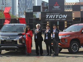 Bán hàng toàn quốc Triton mới số tự động 1 cầu, liên hệ Trưởng