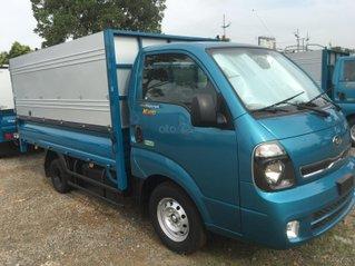K250 tải 1490 kg và 2490kg đủ loại thùng giá thấp nhất thị trường, miễn phí ĐK, ĐK ra lộc 100L dầu, sẵn xe giao ngay