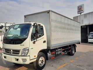 Xe tải 7 tấn Thaco Ollin 720 E4 Trường Hải máy điện 2020, thùng dài 6.2m trả góp 75%