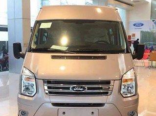 Bán Ford Transit SVP sản xuất năm 2020, màu bạc, giá tốt