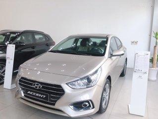 Chỉ 95tr nhận ngay Hyundai Accent - Ưu tiên giảm tiền mặt - combo quà tặng cực khủng - hỗ trợ ngân hàng LS cố định 3 năm