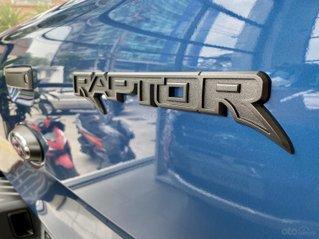 """""""Ác điểu"""" Ford Ranger Raptor 2020 - giao ngay, ưu đãi khủng - giảm tiền mặt và hàng loạt phụ kiện chính hãng"""