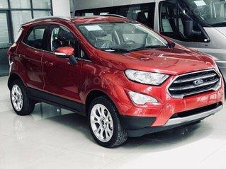 Ford Ecosport 1.0 Titanium đủ màu, giao ngay