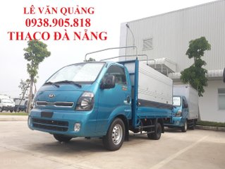 Xe tải Kia K200 1990kg, hỗ trợ đến 75% giá trị xe