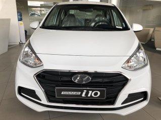 Xe mới Hyundai Grand I10 1.2MT sedan số sàn 2020, áp dụng nhiều chương trình khuyến mãi - giảm 20tr