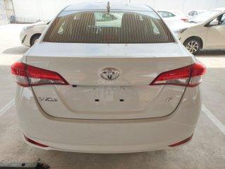 Bán Toyota Vios 1.5 số sàn 2020 vay 80% - trả 120tr nhận ngay xe