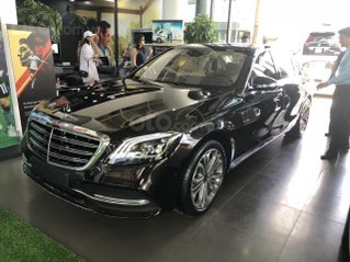 Mercedes S450 Luxury 2020 - Giảm ngay 370.000.000 VND