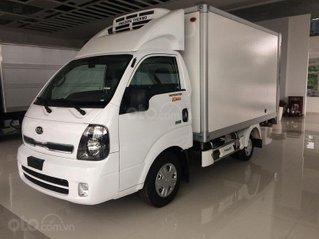 Xe tải đông lạnh Kia K200 tải trọng 0.99 / 1.5 tấn Trường Hải tại Hà Nội