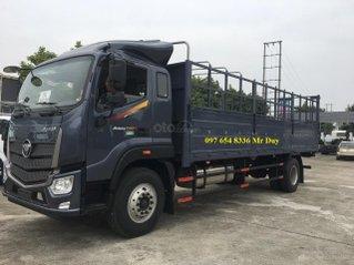 Giá bán xe tải Thaco Auman C160.E4 tải trọng 9.1 tấn thùng dài 7.4m tại Hà Nội