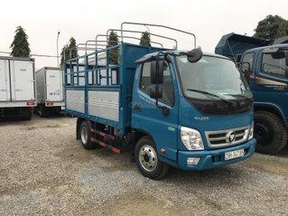 Xe tải Ollin 2.4 / 3.5 tấn Thaco Ollin 345. E4 thùng dài 3.7m, trả góp 75%
