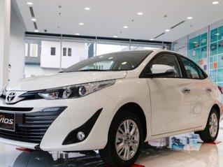 Toyota Vios giá tốt - khuyến mãi khủng - Giảm ngay 50% thuế trước bạ