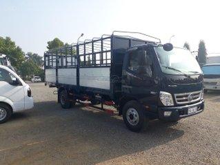 Giá xe tải Thaco Ollin720. E4 thùng mui bạt, tải trọng 7 tấn của Trường Hải
