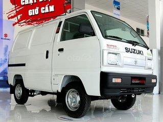 Suzuki Van chạy giờ cao điểm - giảm 50% thuế trước bạ