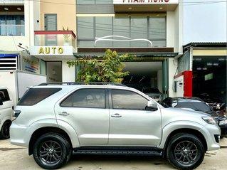 Cần bán xe Toyota Fortuner model 2016 máy dầu