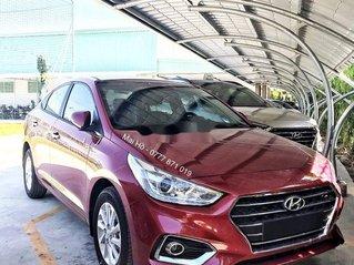 Cần bán Hyundai Accent sản xuất năm 2020, màu đỏ, giá 539.916tr