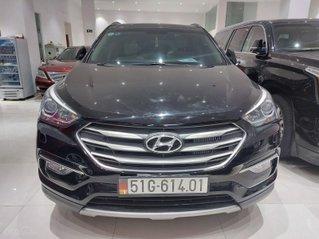 Bán Hyundai Santa Fe 2.2 AT 2018, máy dầu diesel, biển SG, xe gia đình sử dụng, odo 30.000km, thương lượng khách thiện chí