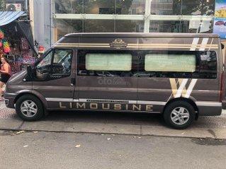 Transit Limousine 10 chỗ phiên bản VIP độc quyền tại Sài Gòn Ford