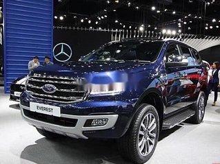 Bán xe Ford Everest sản xuất năm 2020, màu xanh lam, nhập khẩu
