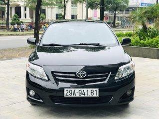 Toyota Corolla XLi 1.6 nhập khẩu sx 2009 đăng kí 2010, xe chạy hơn 6vạn km, hàng hiếm còn sót lại