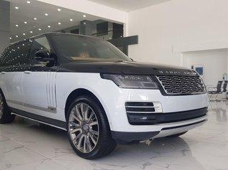 Bán Land Rover Range Rover SV Autobiography LWB 3.0L P400 sản xuất 2020, màu trắng đen