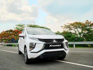 Mitsubishi Xpander năm 2020, giảm 50% phí trước bạ, giao xe ngay, hỗ trợ trả góp