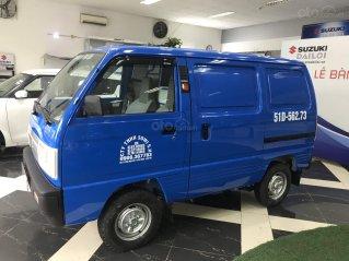 Suzuki Van chạy giờ cao điểm 24/24 - giảm ngay giá khủng + quà tặng hấp dẫn