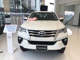 Toyota Tân Cảng bán Toyota Fortuner 2020 tặng 100% thuế trước bạ + bảo hiểm thân xe + gói bảo dưỡng 3 năm miễn phí