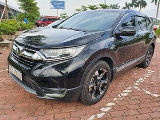 ManyCar bán Honda CRV bản L sx 2019, màu đen
