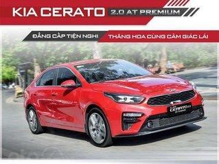 Kia Giải Phóng: Cerato số tự động, đủ màu, giao xe tháng 1, trả góp 85%, giá ưu đãi tháng 1 - liên hệ Ms. Diện