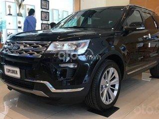[Explorer 2020] ưu đãi 60tr tiền mặt + phụ kiện - đẳng cấp xe sang full options - trả trước 620 triệu nhận xe ngay