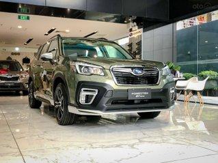 Subaru Forester ưu đãi cực shock, miễn phí toàn bộ thuế trước bạ và tặng phụ kiện hấp dẫn