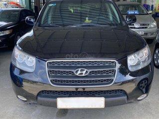 Bán Hyundai Santa Fe sản xuất 2008, màu xanh giá tốt