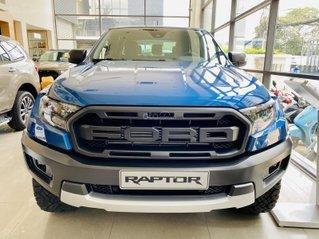 [Siêu ưu đãi] Ford Ranger Raptor 2020 nâng cấp đáng giá - giảm 30 triệu tiền mặt - hàng loạt phụ kiện chính hãng