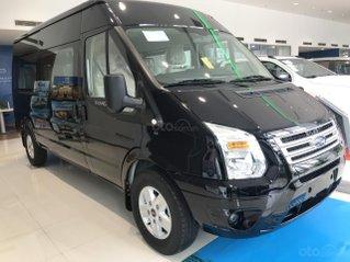 Cần bán xe Ford Transit năm 2020, giá cực tốt, sẵn xe đủ màu, giao toàn quốc, hỗ trợ vay cao, chỉ cần 200 triệu lăn bánh