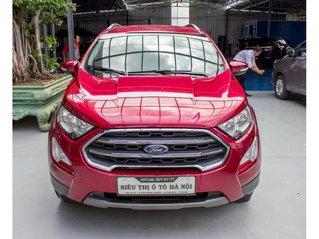 Bán xe Ford Ecosport 1.5 AT 2018, màu đỏ, trả trước chỉ 168 triệu