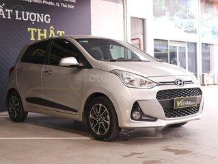 Cần bán xe Hyundai Grand i10 sản xuất 2018, màu trắng