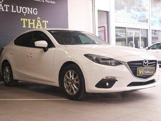 Mazda 3 1.5AT 2016, xe màu trắng đẹp như mới