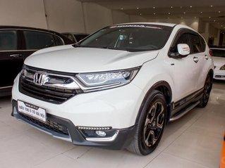 Bán xe Honda CRV G 2018, màu bạc, trả trước chỉ 276 triệu