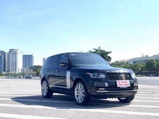 LandRover Range Rover HSE 3.0 SX 2016, màu đen