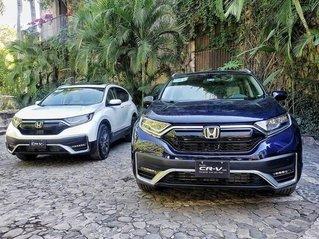 [Honda CRV new Facelift] 1.5Turbo (Honda Sensing) - giảm thuế trước bạ, đủ màu, hỗ trợ vay 80%, LH: An