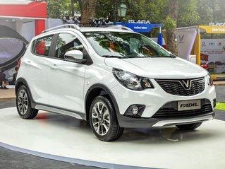 Chỉ 65tr mua xe Vinfast Fadil - vay 0% lãi suất - giảm 50% trước bạ - bảo hành 5 năm - đủ màu giao xe ngay tận nhà