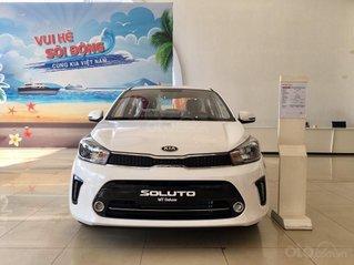 [Kia Giải Phóng] bán xe Soluto 2020, giá chỉ từ 369tr, ưu đãi ngập tràn, xe giao ngay, trả góp tối đa 85%