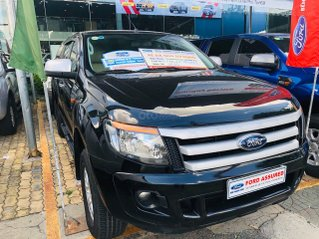 Cần bán xe Ford Ranger đăng ký 2015, màu đen còn mới, giá tốt 475 triệu đồng