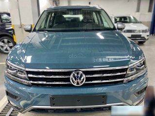 Volkswagen Sài Gòn Tiguan Luxury xanh Petro - nâng cấp công nghệ - dẫn động 4 bánh - nhiều chế độ lái - sang trọng bền bỉ