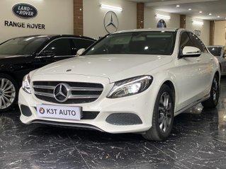 Bán Mercedes C200 sản xuất 2018, còn bảo hành chính hãng đến 2021