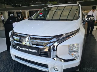 Xpander Cross siêu ưu đãi  + tặng ngay bảo hiểm vật chất trị giá 10 triệu đồng