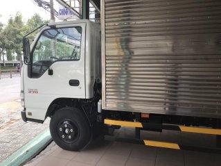 Giảm 50% trước bạ khi mua xe tải Isuzu QKR 270 1T9 2020 thùng dài 4m3