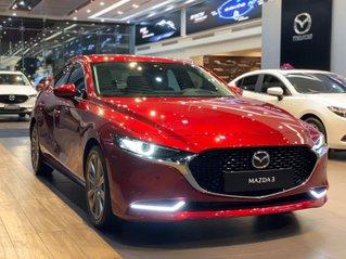 New Mazda 3 ưu đãi tốt nhất, trả trước 190 triệu
